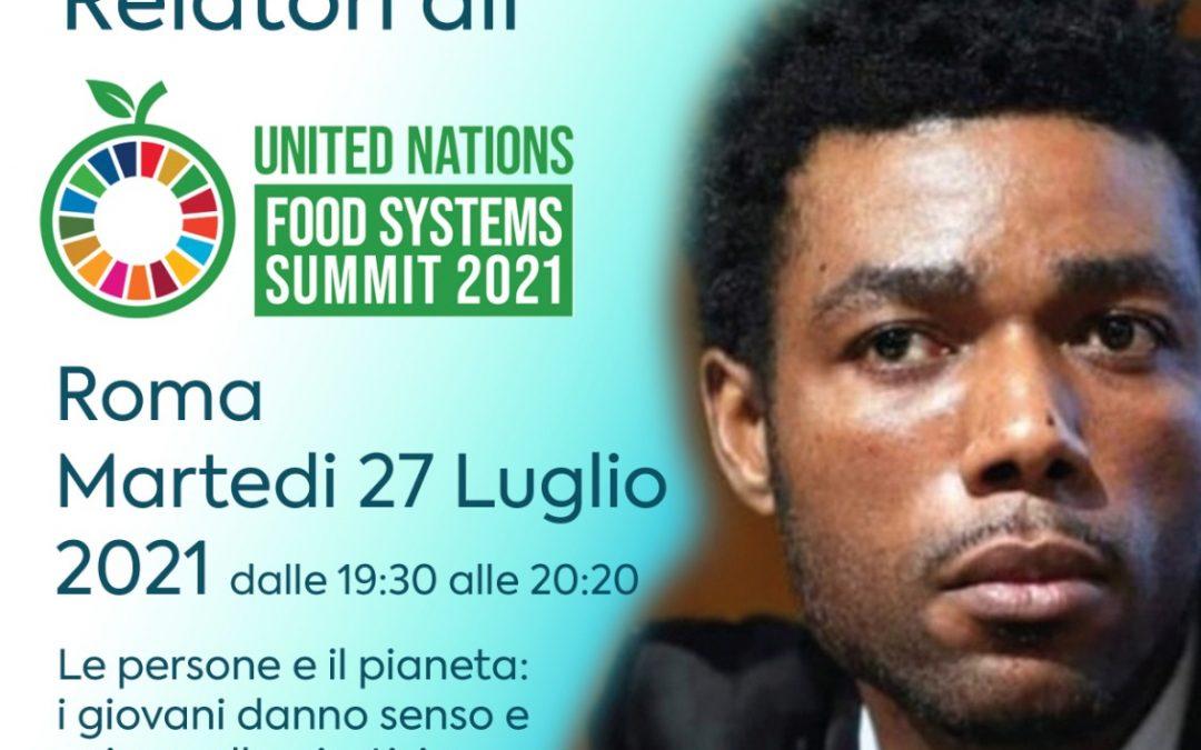 Le persone e il pianeta: i giovani danno senso e azione alla giustizia alimentare