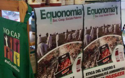 Equonomia Palermo dice No al Caporalato